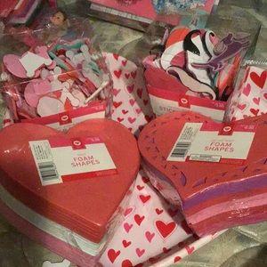 Brand new Valentine's Day crafts
